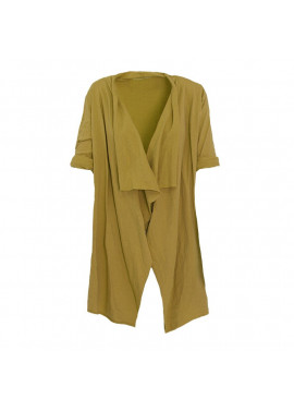Asymmetric cardigan