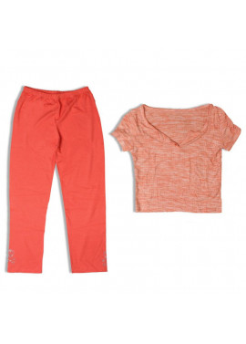 Set leggings-blouse