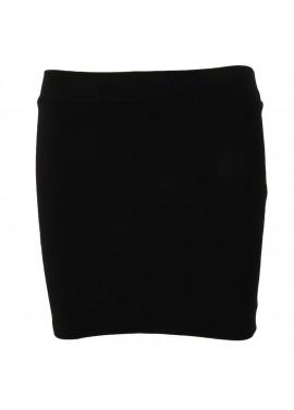 Μίνι μαύρη φούστα
